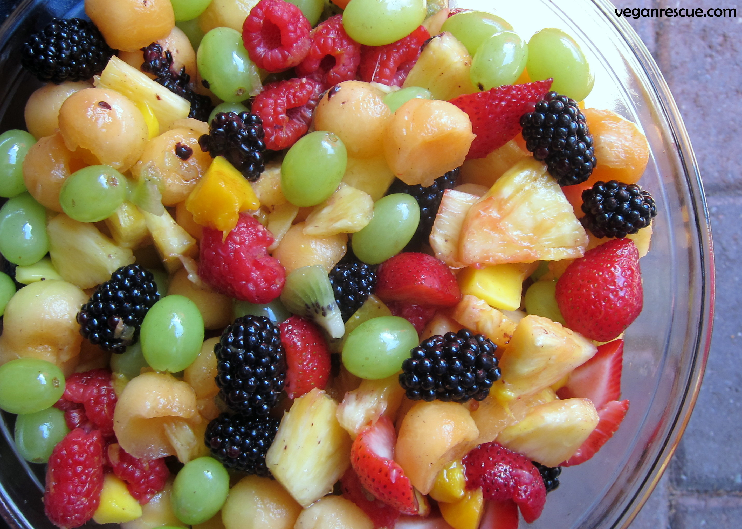 healthy non fruit snacks summer fruit salad