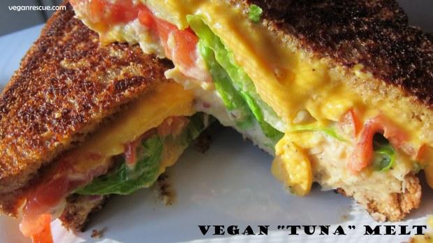 Vegan Tune Melt - VeganRescue.com